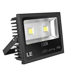 LED Strahler Test: Lighting Ever 100W LED Strahler/Fluter 3400030-DW-Test