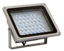 LED Strahler Test: as - Schwabe 40W Profi-LED-Strahler 46940 Test