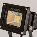 LED-Strahler-Test: LED-Strahler ohne Bewegungsmelder