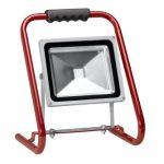 LED-Baustrahler mit Akku Test